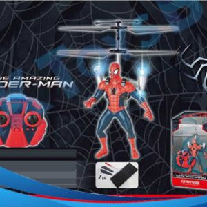 REMOTE CONTROLLED FLYING SPIDERMAN